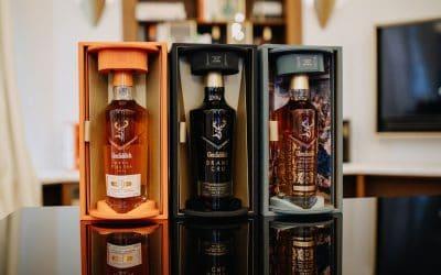 Event online Premiera whisky Grande Couronne dla Glenfiddich