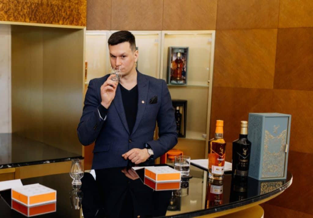 kuba magnuszewski premiera whisky